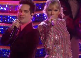 "Taylor Swift e Brendon Urie trazem muito brilho na final do The Voice com ""ME!"""