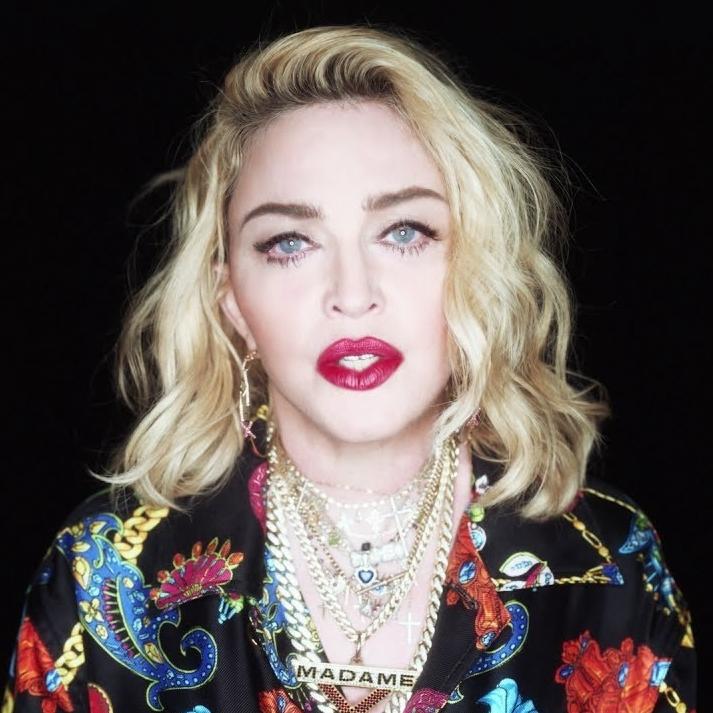 Clipe novo da Madonna <3