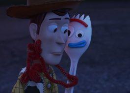 """Brinquedos lideram resgate de Garfinho em mais um trailer de """"Toy Story 4"""""""