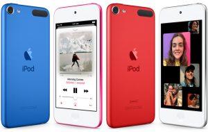 Apple anuncia lançamento de seu primeiro iPod em 4 anos