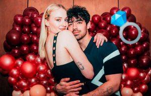 Sophie Turner adotou novo sobrenome após casamento com Joe Jonas em Las Vegas!