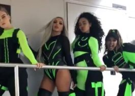 "Little Mix divulga prévia do novo single ""Bounce Back"""