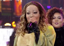 Ludmilla arrasa como Deise do Fat Family no Show dos Famosos do Faustão