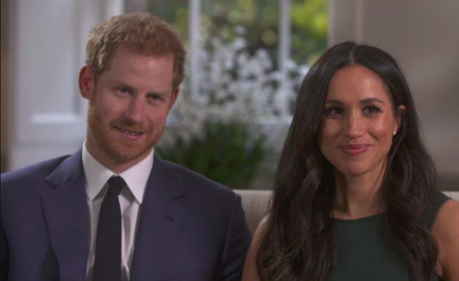 O casal tem um filho de quase dois anos, Archie Harrison (Reprodução / Youtube)