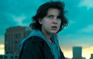 """Millie Bobby Brown diz que sua estreia no cinema com """"Godzilla"""" é """"meio surreal"""""""