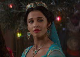 """Vem ver Naomi Scott cantando """"Speechless"""", faixa inédita do live-action de """"Aladdin""""!"""