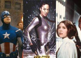 """Megapix exibe maratona com """"Star Wars"""", """"Lara Croft"""" e """"Os Vingadores"""" no Dia do Orgulho Nerd"""