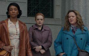 """Melissa McCarthy, Elisabeth Moss e Tiffany Haddish comandam máfia no trailer de """"Rainhas do Crime"""""""