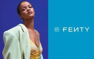 Rihanna anuncia o lançamento oficial de sua grife Fenty