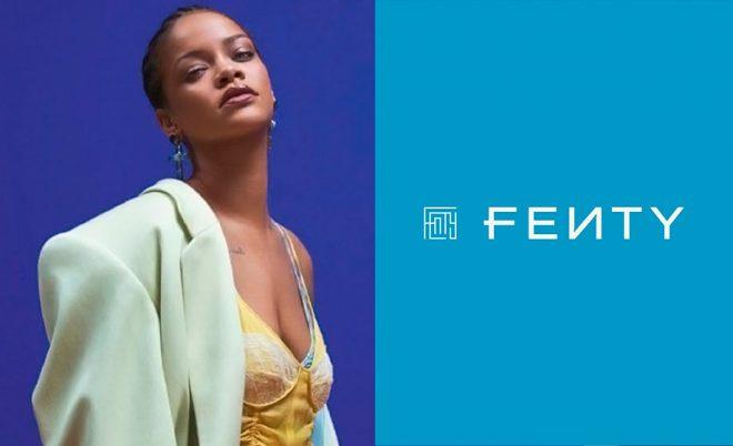 a60e60465 Rihanna anuncia o lançamento oficial de sua grife Fenty
