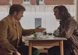 """""""Rocketman"""": cena mostra encontro dos gênios da música, Elton John e Bernie Taupin"""