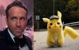 """Ryan Reynolds faz pegadinha e divulga link para assistir """"Detetive Pikachu"""" completo no YouTube"""