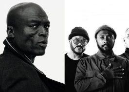 Seal, Black Eyed Peas e mais farão show em São Paulo