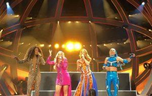 Vem ver os vídeos do que rolou na volta das Spice Girls em Dublin!