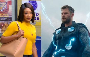"Chris Hemsworth e Tiffany Haddish vão atuar juntos na comédia policial ""Down Under Cover"""