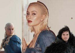"""Zara Larsson defende o episódio final de """"Game of Thrones"""" e fãs rebatem"""