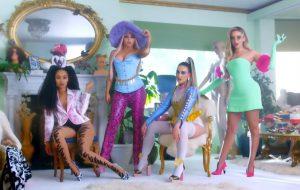 "Little Mix lança vídeo incrível e colorido de ""Bounce Back""!"