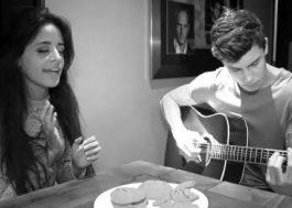 Shawn Mendes e Camila Cabello quase se beijam em teaser de nova música