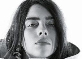"""Capa da Vogue Austrália, Billie Eilish diz que não quer ser a nova """"garota do pop"""""""