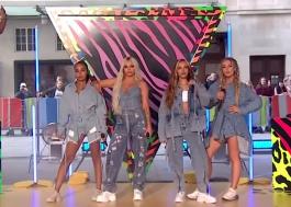 """Little Mix faz apresentação de """"Bounce Back"""""""
