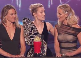 """Capitã Marvel, Lady Gaga e """"Game Of Thrones"""" vencem o MTV Movie & TV Awards!"""