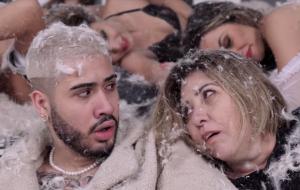 """Kevinho lança vídeo de """"Uma Nora pra Cada Dia"""" com a própria mãe!"""