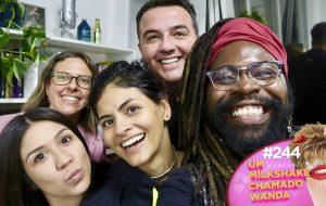 Fizemos um horóscopo de Dia dos Namorados com Titi Vidal, Foquinha e Samuel Gomes!