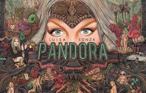 """Luísa Sonza mandou avisar: """"Pandora"""", seu novo álbum, chega nesta sexta!"""