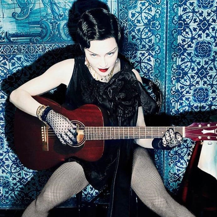 Madonna voltou <3
