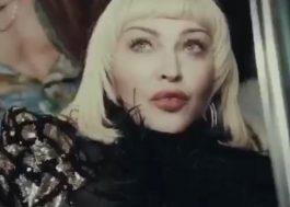 """Madonna mergulha na era disco e questiona controle de armas em prévia do clipe de """"God Control"""""""