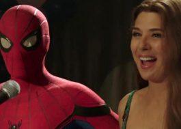 """Tia May vive romance em novo teaser de """"Homem-Aranha: Longe de Casa"""""""