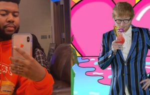 """Beautiful People"", parceria de Ed Sheeran e Khalid sai na sexta-feira"