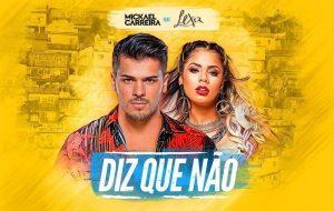 Mickael Carreira, técnico do The Voice Portugal, grava música com Lexa