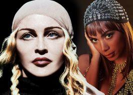 Madonna e Anitta têm música mais ouvida na Apple e segunda maior no Spotify