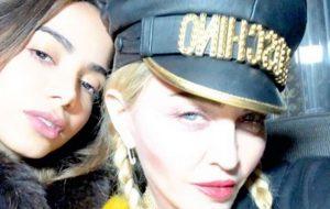 """""""Faz Gostoso"""" é a melhor parceria feminina de Madonna, diz revista"""