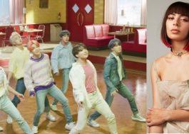 BTS e Charli XCX estreiam em 1º lugar no World Digital Song Sales da Billboard
