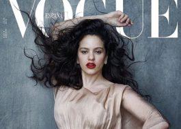 Aute Cuture: Rosalía aparece deslumbrante na capa do mês de julho da Vogue España
