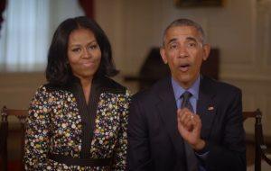 Barack e Michelle Obama anunciam lançamento de podcast em parceria com o Spotify