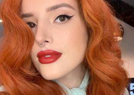 Bella Thorne publica fotos íntimas para não ser mais ameaçada por hackers