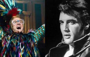 """Ator diz que quase viveu Elvis Presley em """"Rocketman"""""""