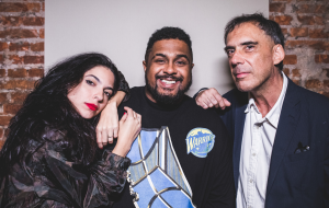 """Illy, Baco e Arnaldo Antunes estão juntos em novo single; ouça e assista aos bastidores de """"Devagarinho 2.0."""""""