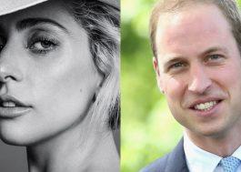 Lady Gaga incentiva Príncipe William a ajudar jovens LGBTs desabrigados, diz site