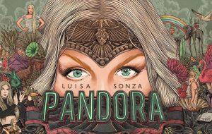 """Luísa Sonza lança seu álbum """"Pandora"""" com feats de Pabllo Vittar, Gaab e Vitão!"""