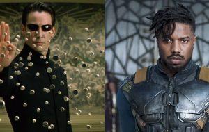 """Parece que a franquia """"Matrix"""" ganhará filme com Michael B. Jordan!"""