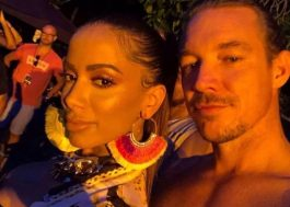 "Vem ouvir ""Make It Hot"", a nova parceria de Major Lazer com Anitta!"