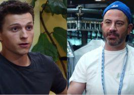 """Jimmy Kimmel mostra sua """"participação"""" deletada em """"Homem-Aranha: Longe de Casa"""""""