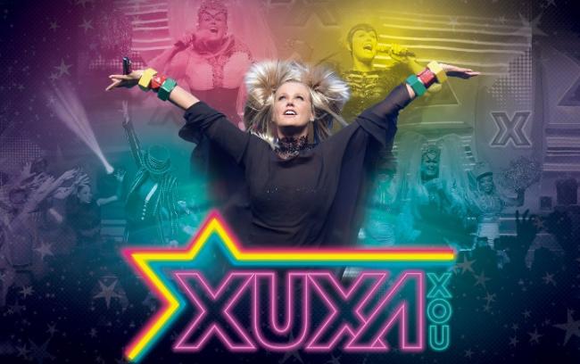 Xuxa anuncia que voltará aos palcos com nova turnê!