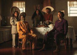 """Cheio de conceito e referências à ancestralidade, Caio lança clipe de """"Sente o Tambor"""""""