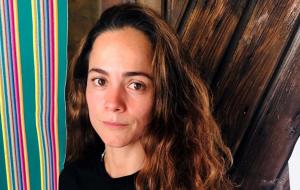 """Alice Braga estrelará série do diretor de """"Me Chame Pelo Seu Nome"""""""