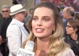 """Margot Robbie fala sobre filme da Barbie: """"Pode ser inspirador para crianças mais novas"""""""